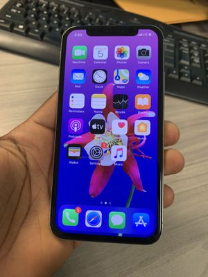 IPhone X 64 GB (Unlocked ) for Sale in El Cajon, CA