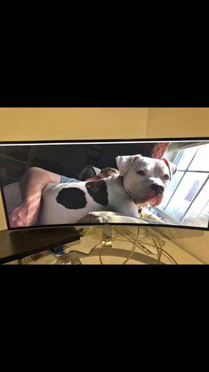 LG ultra wide monitor for Sale in Aurora, IL