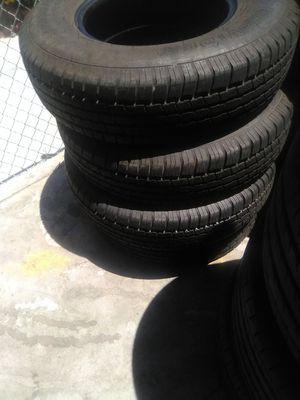 4 TRAILER TIRES ST235/80/16 for Sale in Las Vegas, NV