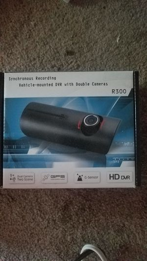 Car DVR with HD double cameras for Sale in Malden, MA