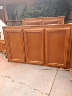 Kitchen cab and appliances from remodel for Sale in Banning, CA