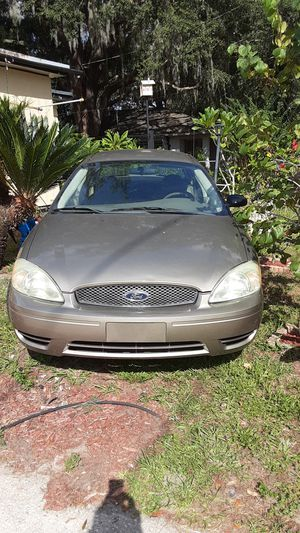 Ford Taurus ses for Sale in TEMPLE TERR, FL