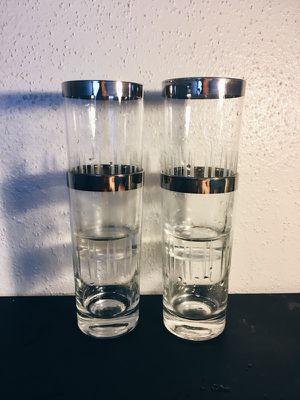4 glasses set for Sale in San Francisco, CA