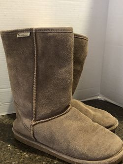 Bear Paw Women's Brown Suede Ugg Like Boots Size 11 for Sale in Manassas,  VA