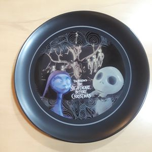 Nightmare Before Christmas Plates Set for Sale in Fort Lauderdale, FL