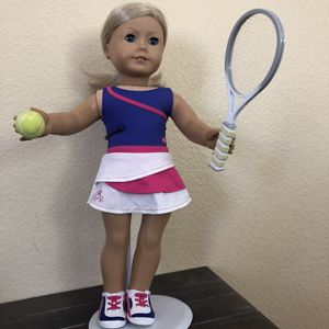 American Girl Tennis Outfit for Sale in San Marcos, CA