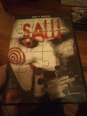 Saw 7 Movie Collection for Sale in Kingsport, TN