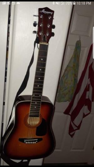 Youth Harmony acoustic guitar (model 01219) 90$ for Sale in Laveen Village, AZ
