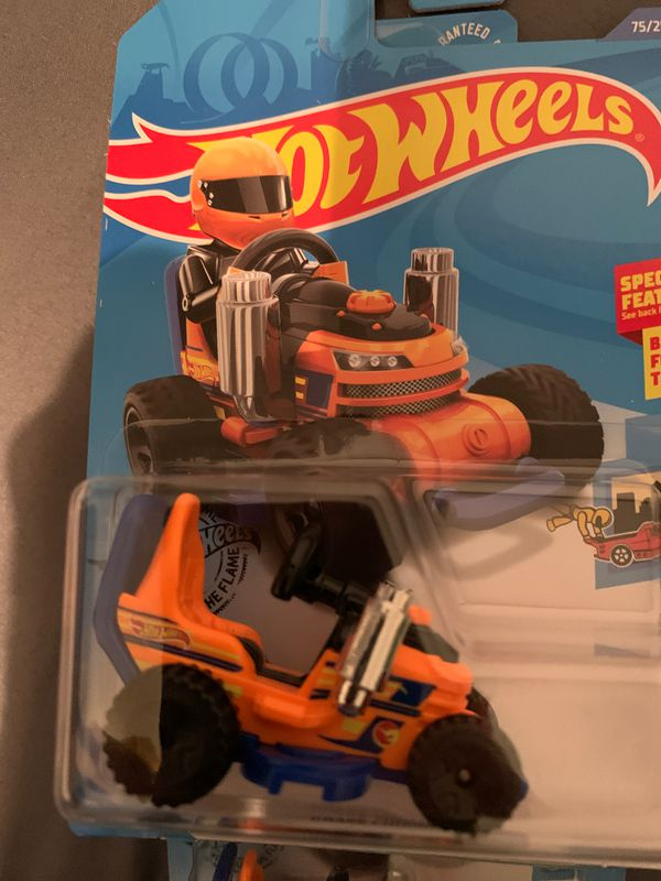 Hot wheels grass chomper Treasure Hunt (3)