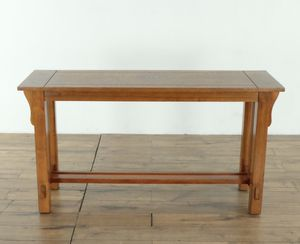 Mission Style Console Table (1019790) for Sale in South San Francisco, CA