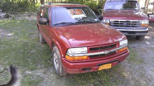 2002 Chevy blazer for Sale in HOPEWELL, NY