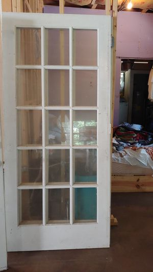 2 interior doors. for Sale in Carthage, NC