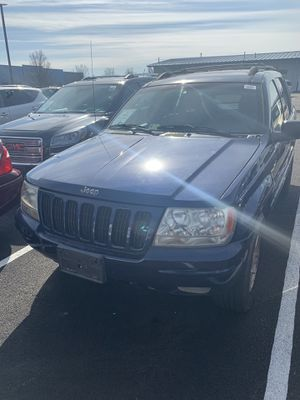 2000 Jeep Grand Cherokee for Sale in Baltimore, MD