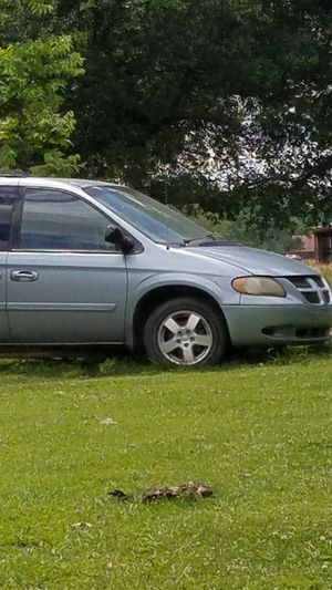 06 dodge grand caravan sxt 65000 miles. Title in hand.. sold as is.. 2200 obo. No lowballs for Sale in Opelousas, LA