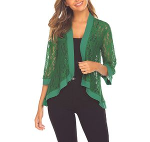 NEW Women's Lace Cardigan Sheer Cover-Up Shrug Women's Size Medium for Sale in Monroe, WA