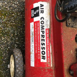 Air Compressor for Sale in Mukilteo, WA