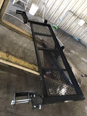 RV bumper rack for Sale in Turlock, CA