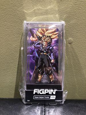Dragon Ball Z SSJ Trunks FigPin for Sale in Bethlehem, PA