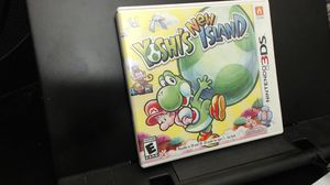 Yoshi's New Island for Nintendo 3DS for Sale in Lake Elsinore, CA