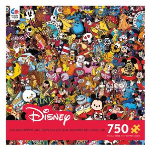 Disney 750 pc Puzzle Collections - Disney Pins for Sale in Arcadia, CA