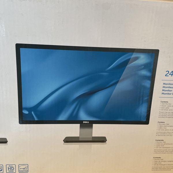 """Dell Monitor 24"""""""