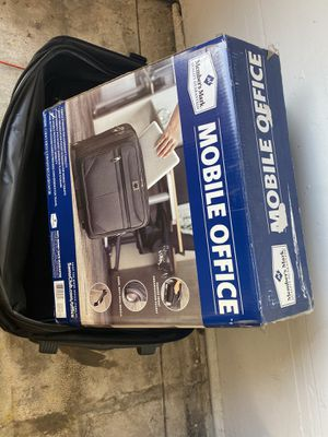 Mobile office luggage for Sale in Norwalk, CA