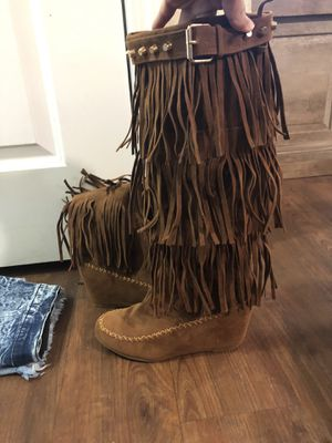 Women's boots for Sale in Pflugerville, TX