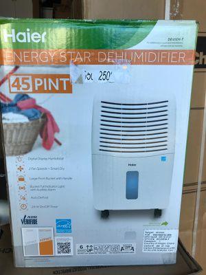 Haier Dehumidifier for Sale in Dearborn, MI