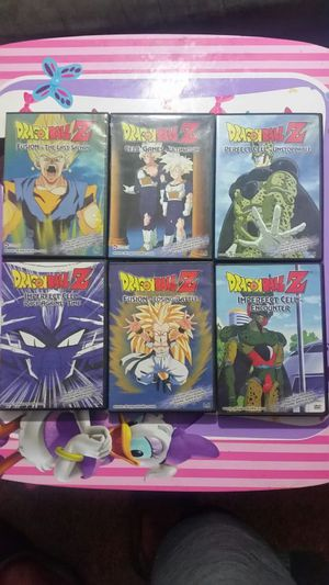 Dragon ball-Z DVD for Sale in Charlotte, NC