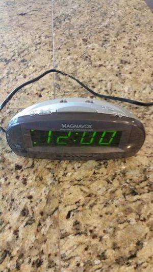 Large screen alarm clock/radio for Sale in Lynnwood, WA