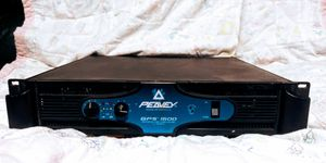 Peavey Gps 1500 Pro Power Amplifier 2 X 750 Watts Rack Mount for Sale in Denver, CO