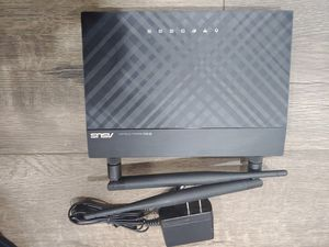 Asus RT-N12 wireless router/wifi extender for Sale in Riverside, CA