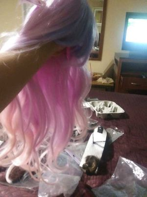Wig new $20 price is firm for Sale in Bell, CA