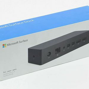 Microsoft Surface Dock (Compatible with Surface Pro 3, Surface Pro 4, and Surface Book) for Sale in Los Angeles, CA
