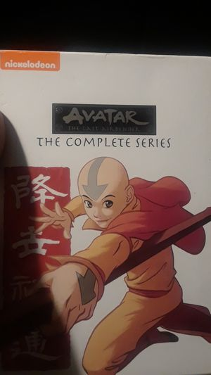 Avatar The Last Airbender Complete Series for Sale in Tampa, FL