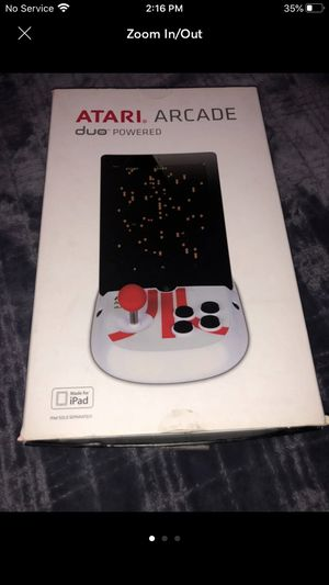IPad Atari Arcade Gaming system for Sale in Silver Spring, MD