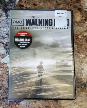 The Walking Dead - complete 2nd season- dvd for Sale in Magnolia, TX