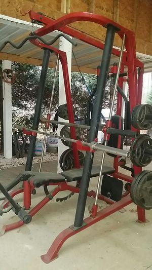 Complete exercise machine for Sale in Greensboro, NC