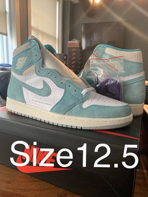 Jordan Retro 1 Turbo Green Size 12.5 for Sale in Cleveland, OH
