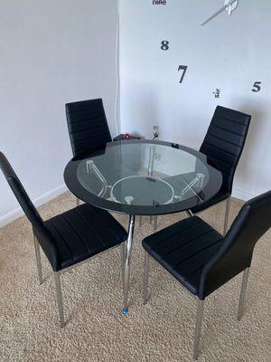 Black Dining Room. New for Sale in Miami, FL