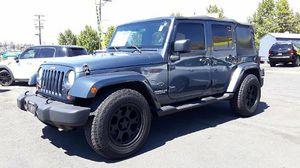 2008 jeep wrangler for Sale in Moreno Valley, CA