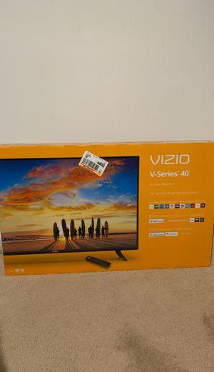 "Vizio ""40"" 4K HDR Smart Tv for Sale in Silver Spring, MD"