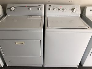 Kenmore washer and gas dryer set for Sale in San Diego, CA