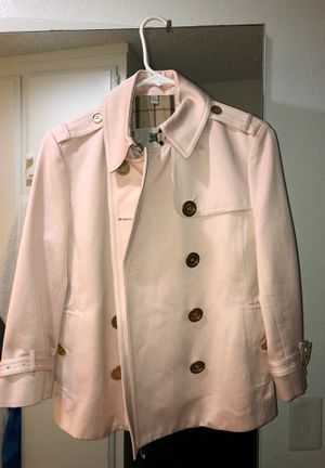 Women's Burberry jacket for Sale in Tustin, CA