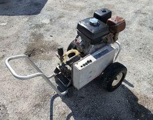 3600 psi belt drive pressure washer for Sale in St. Petersburg, FL