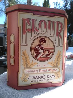 Antique!! Farmer's Finest Wheat - J. Banks & Co. for Sale in San Diego, CA
