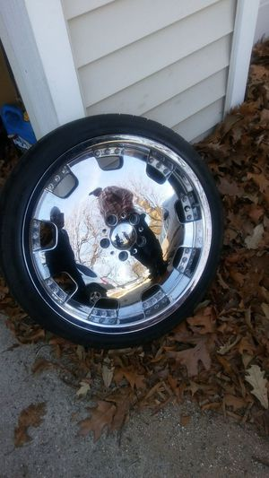 "20"" chrome rims for Sale in Olney, MD"