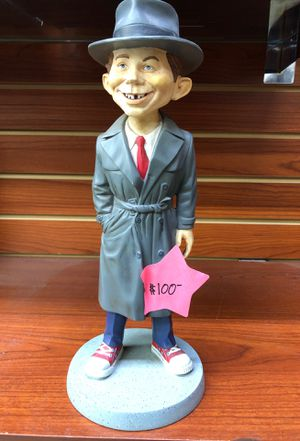 Alfred E. Neuman Figure MadTV 1999 Limited Edition for Sale in Los Angeles, CA