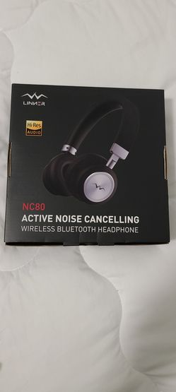 Bluetooth noise cancelling headphones - never used for Sale in Queens,  NY