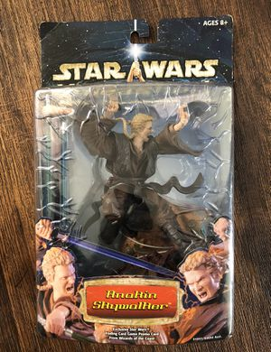 Hasbro Star Wars Unleashed Anakin Skywalker for Sale in San Diego, CA
